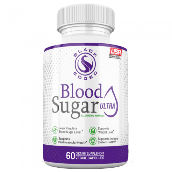 Black Edged Blood Sugar Ultra