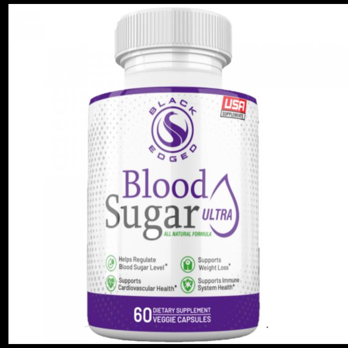 Black Edged Blood Sugar Ultra