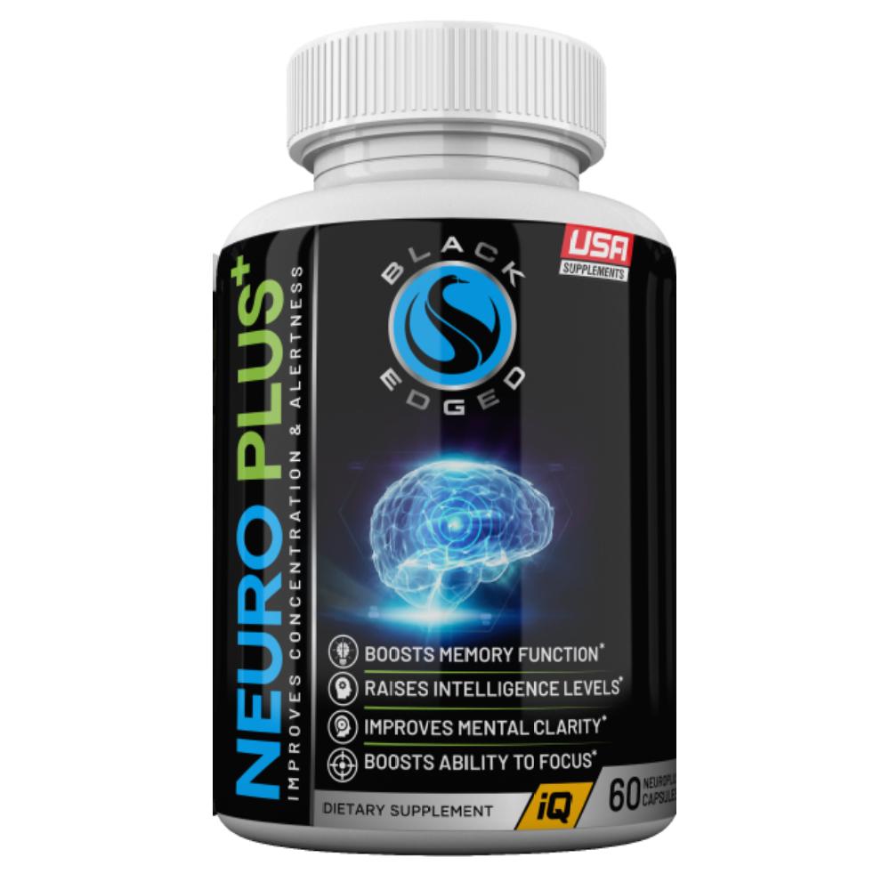 Black Edged Neuro Plus