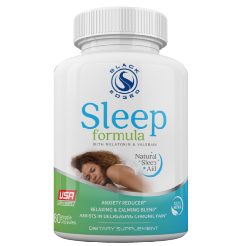 Black Edged Sleep Formula